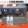 Installation de mise en bouteille non-gazéifiée automatique d'eau potable potable