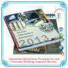 Aletta di filatoio su ordinazione dell'opuscolo del banco della laminazione lucida, facente pubblicità stampa dello scomparto dell'aletta di filatoio del catalogo a /Flyer /Brochure/ opuscolo/del menu