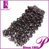 広州の卸売価格24本のインチのバージンのRemyのインドの毛のよこ糸
