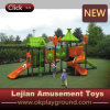 Ce Swing & Slide for Fun in Outdoor Plastic Playground (X1504-2)