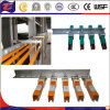 Bewegliches Power Supply Powerail Copper Conductor Bar für Crane