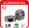 Bande de papier d'aluminium avec le revêtement et la bande argentée de papier d'aluminium