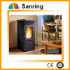 Stoves di legno Type e Stainless Steel Material Pellet Stove con Radiators