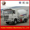 Camion pesante del miscelatore di cemento di Shacman 6X4
