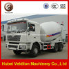 Shacman 6X4 schwerer Kleber-Mischer-LKW