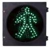 보행자 교통량 밝은 초록색 도보 남자 공전 8 인치 200mm