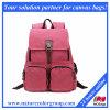 형식 화포 여자를 위한 빨간 륙색 책가방