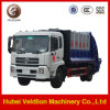 Dongfeng 4*2 12cbm Compactor Garbage Truck