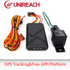 Inbuilt Acc Status Detection (FK60)와 가진 GPS GPRS Tracking
