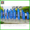 Poliestere lavorato a maglia che fa pubblicità alla bandierina di spiaggia (TJ-001)
