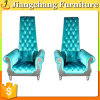 居間(JC-K16)のための高い背部旧式な椅子