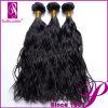 Инец человеческих волос 6A Weave, Dropshipping Wholesale Jet Black Hair