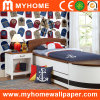 Paintable moderne Kids Wallpaper avec Colorful Design