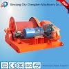 중국 판매를 위한 표준 설계 380V 전기 철사 밧줄 윈치