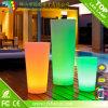 정원 화분 또는 훈장 Vase/LED에 의하여 점화되는 재배자 남비