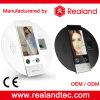 Sistema de atendimento Realand Face Recognition tempo da impressão digital com Wi-Fi opcional