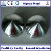 Protezione di estremità del corrimano dell'acciaio inossidabile con il colpetto di figura della sfera