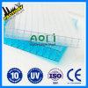 50 미크론 UV 보호 폴리탄산염 위원회 온실
