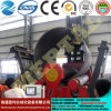 Venda quente! Máquina de rolamento hidráulica da placa do rolo de /4 da máquina de rolamento da placa do CNC Mclw12CNC-70X3200 com padrão do Ce