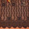 merletto del ciglio del ricamo 100%Polyester