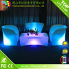 Jeu lumineux de luxe de meubles de barre du moulage de de rotation DEL