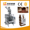Máquina de embalagem automática cheia dos feijões de café