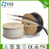 3/8  câble coaxial de liaison inétanche s'accouplant