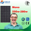 Poly panneau solaire mono bon marché chaud de 250W 260W 280W en stock