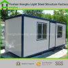 Niedrige Kosten-modernes Fertigbehälter-Haus-Modell