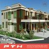 Prefabricated 가벼운 강철 프레임 행락지 주택 건설 프로젝트