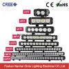 Guide optique simple du CREE DEL 4X4 de la rangée 12V 40W 8inch (GT3301-40W)