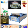 Cortador de madera del laser del CNC del acrílico para la venta