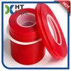 El doble rojo del trazador de líneas de la película del color claro de alta temperatura echó a un lado cinta del animal doméstico