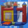 Trasparenza rimbalzante di salto gonfiabile del castello per il parco di divertimenti