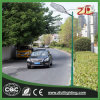 20W LED Solarstraßenlaternemit IP67 Cer RoHS