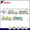 Kntech ha integrato la linea di accesso al centralino privato del IP di progetto della soluzione del sistema di comunicazione della conduttura del corridoio