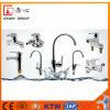 Robinet 30% de bassin du robinet UPC de cascade à écriture ligne par ligne de salle de bains de qualité hors fonction