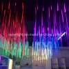 decoração do Natal do diodo emissor de luz da luz do chuveiro de meteoro de 80cm