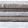 veludo de algodão da listra 300d para a matéria têxtil Home