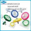 Filtre stérile stéroïde de seringue du matériel de laboratoire de solutions de Homebrew 0.22um