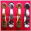 Clip dorate & decorative della tenda di acquazzone (DZ-AC1001)