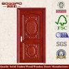 家の販売(XS2-067)のための内部純木のドア