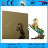 3-6mm Golden Silver Mirror Glass con CE & ISO9001