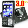 ズームレンズのカメラの電話(T800+)
