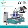 Estaca profissional do CNC da cabeça aborrecida e máquina Drilling do router do CNC da mobília