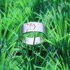 De Ring van het roestvrij staal (KY-R0084)