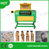 Mini laser Engraving Machine per Acrylic, Plastic, Plywood, Cloth, Paper, Granite-Rj5030