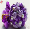 Mazzo nuziale di seta Top-Grade dei regali di cerimonia nuziale della Rosa della decorazione di cerimonia nuziale