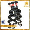 5A 급료 Fashoin Style Body Wave 100%년 인도 Virgin Human Hair Extension