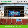 Pantalla a todo color LED de Chipshow P16 LED que hace publicidad de la exhibición